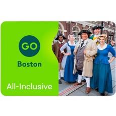 Go Card Boston - 3 dias